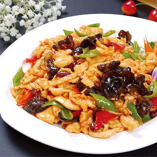 【华洋】Chicken Fillet W. Gr=arlic Sauce 鱼香鸡片(辣)