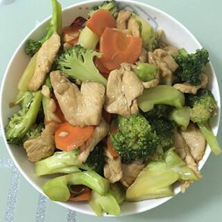 【华洋】Chicken W. Broccoli 西兰花鸡
