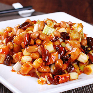 【华洋】Spicy Chicken & Shrimp 辣味鸡虾丁