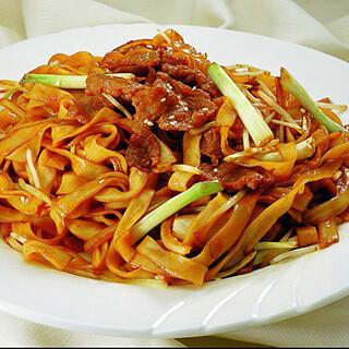 【华洋】Sate Beef Fried Ho Fun 沙茶肥牛炒河粉