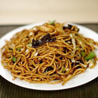 【华洋】Shang Hai Style Noodle 上海粗炒