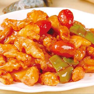 【华洋】Hong Kong Style Sweet & Sour Pork 港式咕噜肉 咕咾肉