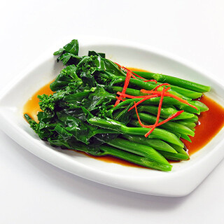 【华洋】Chinese Broccoli W. Oyster Sauce 蚝油芥兰