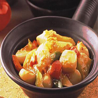 【华洋】Fish Fillet W. Tofu Clay Pot 斑球豆腐煲