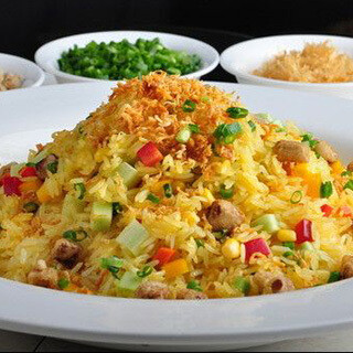 【华洋】Deluxe Seafood Fried Rice 海皇炒饭