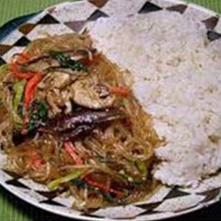 【华洋】Mix Vegetable On Rice 杂菜烩饭