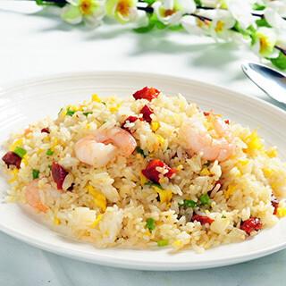 【华洋】Baby Shrimp Fried Rice 虾仁炒饭