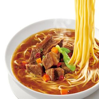 【华洋】Beef Brisket Noodle Soup 牛腩汤面