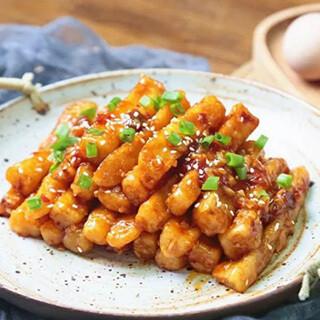 【华洋】Deep Fried Stuffed Bean Curd 百花炸酿豆腐