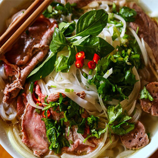【华洋】Sate Beef Ho Fun 沙茶牛汤河粉