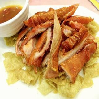 【华洋】Deep Fried Pork Intestines 炸大肠(小份/大份)