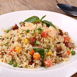 【华洋】XO Seafood Fried Rice XO海鲜炒饭