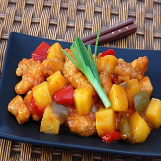 【华洋】Sweet & Sour Chicken 甜酸鸡