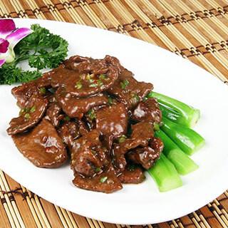【华洋】Satay Sliced Beef 白灼沙茶肥牛