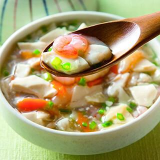 【华洋】Seafood Soup 海鲜豆腐羹(小份/大份)