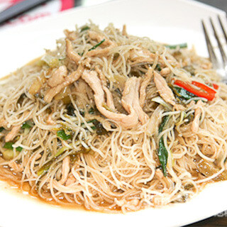 【华洋】Shredded Duck W. Preserved Vegetable Vermicelli 雪菜鸭丝焖米