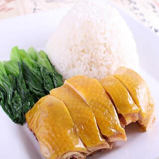 【华洋】House Special Chicken On Rice 贵妃鸡饭