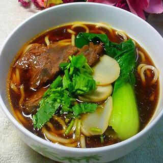 【华洋】Sate Beef Noodle Soup 沙茶牛汤面