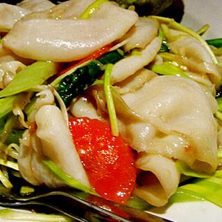 【华洋】Sauteed Grouper Fish Fillet W. Yellow Chives 韭黄炒斑球
