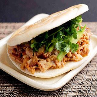 【北方面食】Chinese Hamburger 腊汁肉夹馍