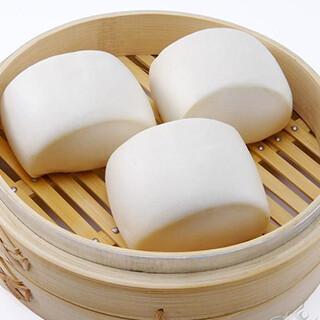 【北方面食】Steamed Roll 馒头(4个)
