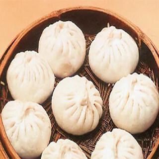 【北方面食】Cabbage Pork Bun 白菜猪肉包子(8个)