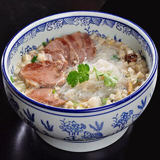 【北方面食】Steamed Mutton 羊肉泡馍
