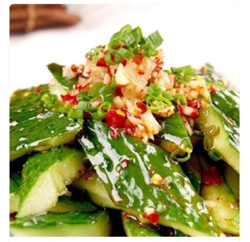 【北方面食】Cucumber in Sauce 爽口黄瓜