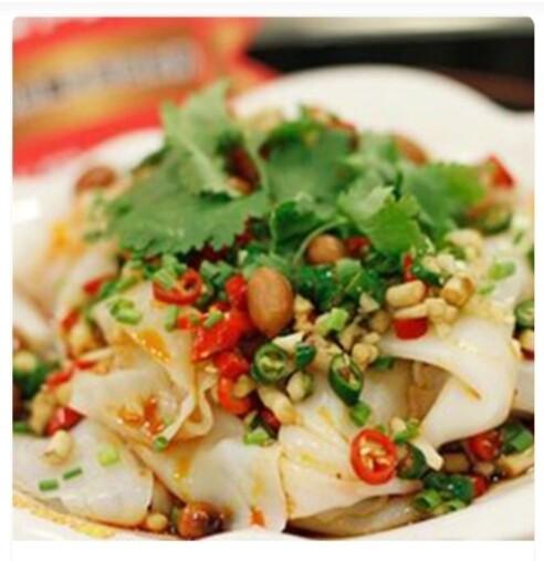 【北方面食】Steamed Noodles 凉皮