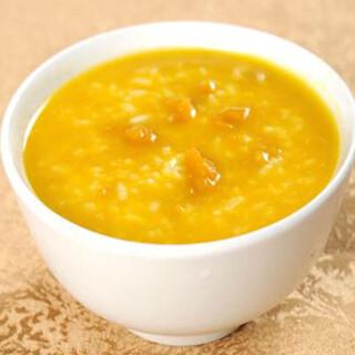 【北方面食】Millet & Pumpkil Congee 小米南瓜粥