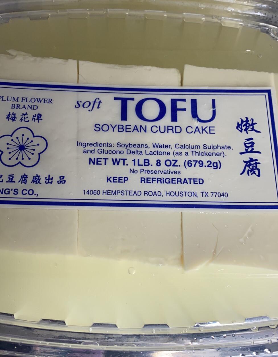 【RF】梅花 嫩豆腐