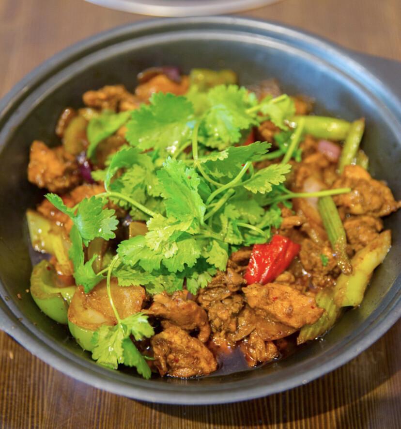 【重庆鸡公煲】ChongQing Chicken Pot 重庆鸡公煲