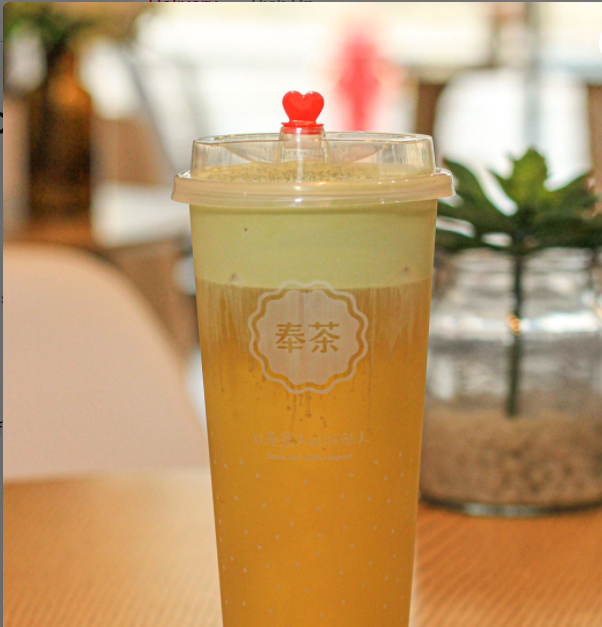 【奉茶】Oolong Tea(No ice)