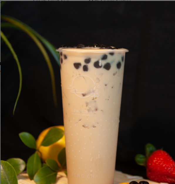 【奉茶】Classic Milk Tea(No ice)