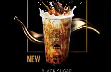 【老虎堂】(Espresso)BLK SGR CAFE LATTE W/ CREAM MOUSSE