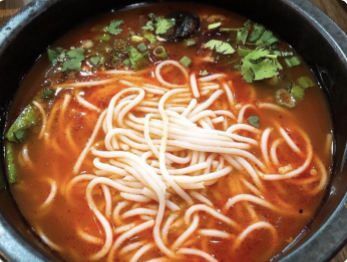 【十秒到】Tomato Flavor Rice Noodle 番茄米线