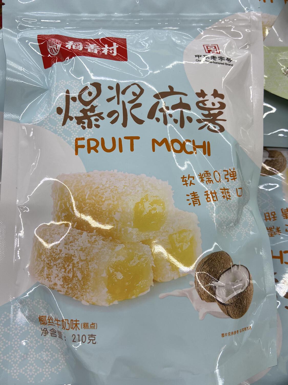 【RD】稻香村 爆浆麻薯 椰丝牛奶味