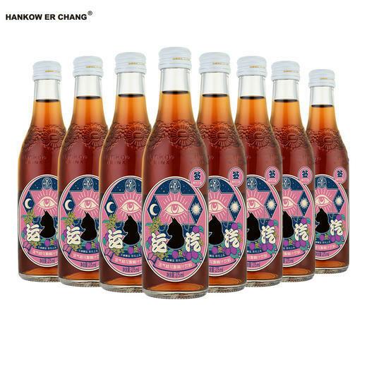 【RD】运汽 含气桂花酸梅汁饮料
