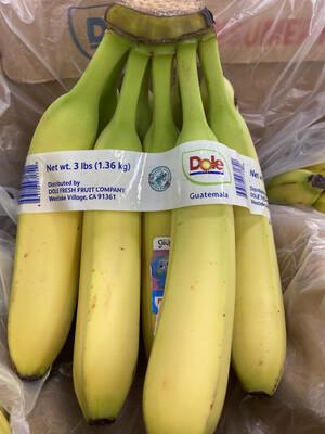 【RSP】Banana 香蕉 3lbs