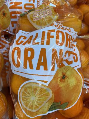 【RSP】California Orange Seedless 加州甜橙 8lbs