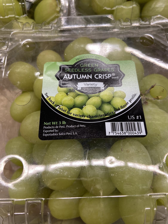 【RSP】Seedless Green Grapes 无籽绿葡萄 3lb