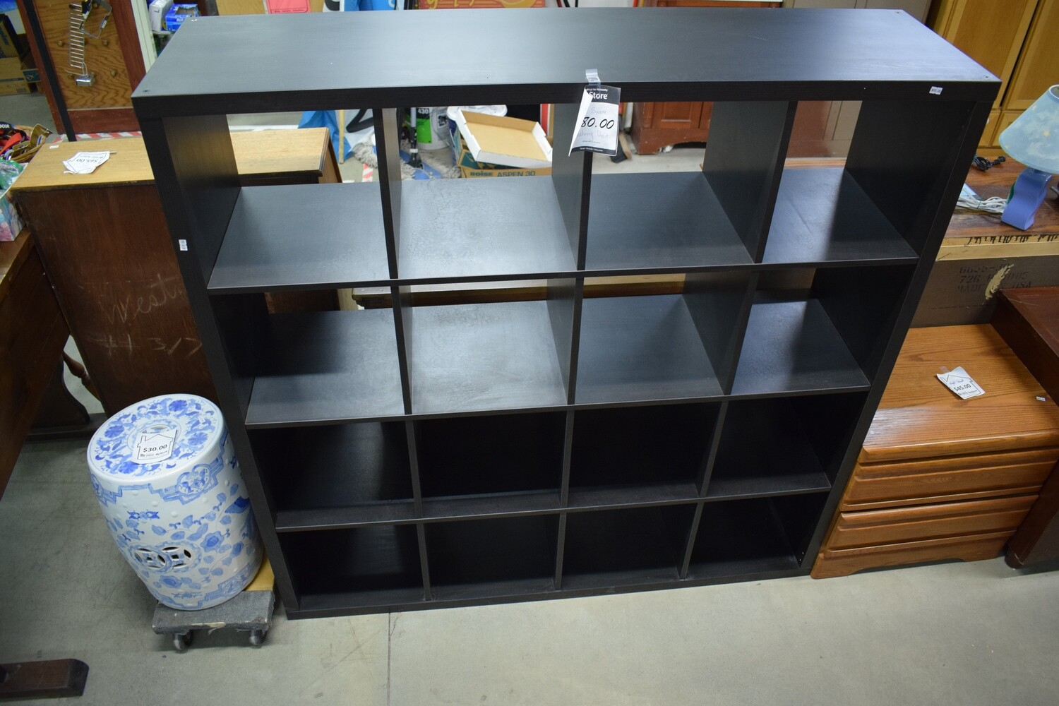 Large Square Shelving Unit