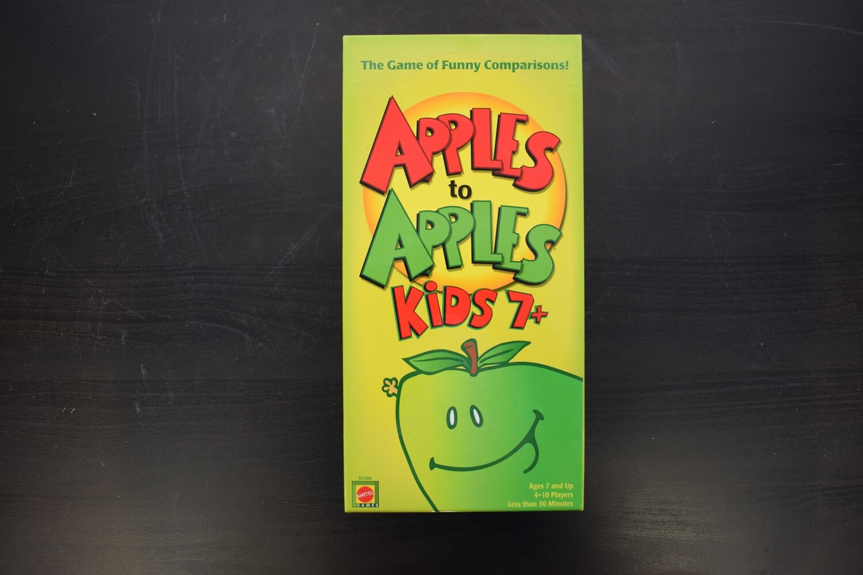 Apples to Apples Kids