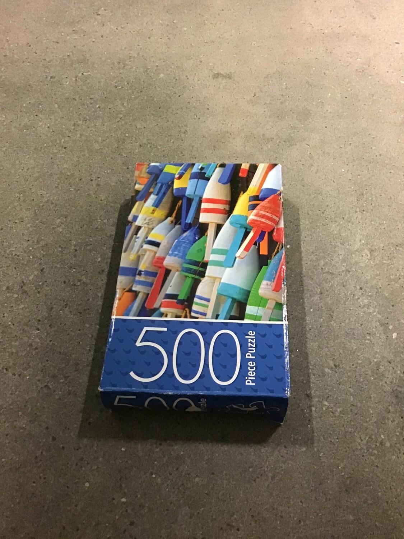 Cape Cod Puzzle 500pcs