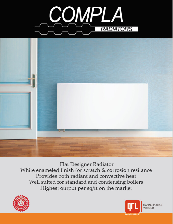 COMPLA STEEL PANEL RADIATORS