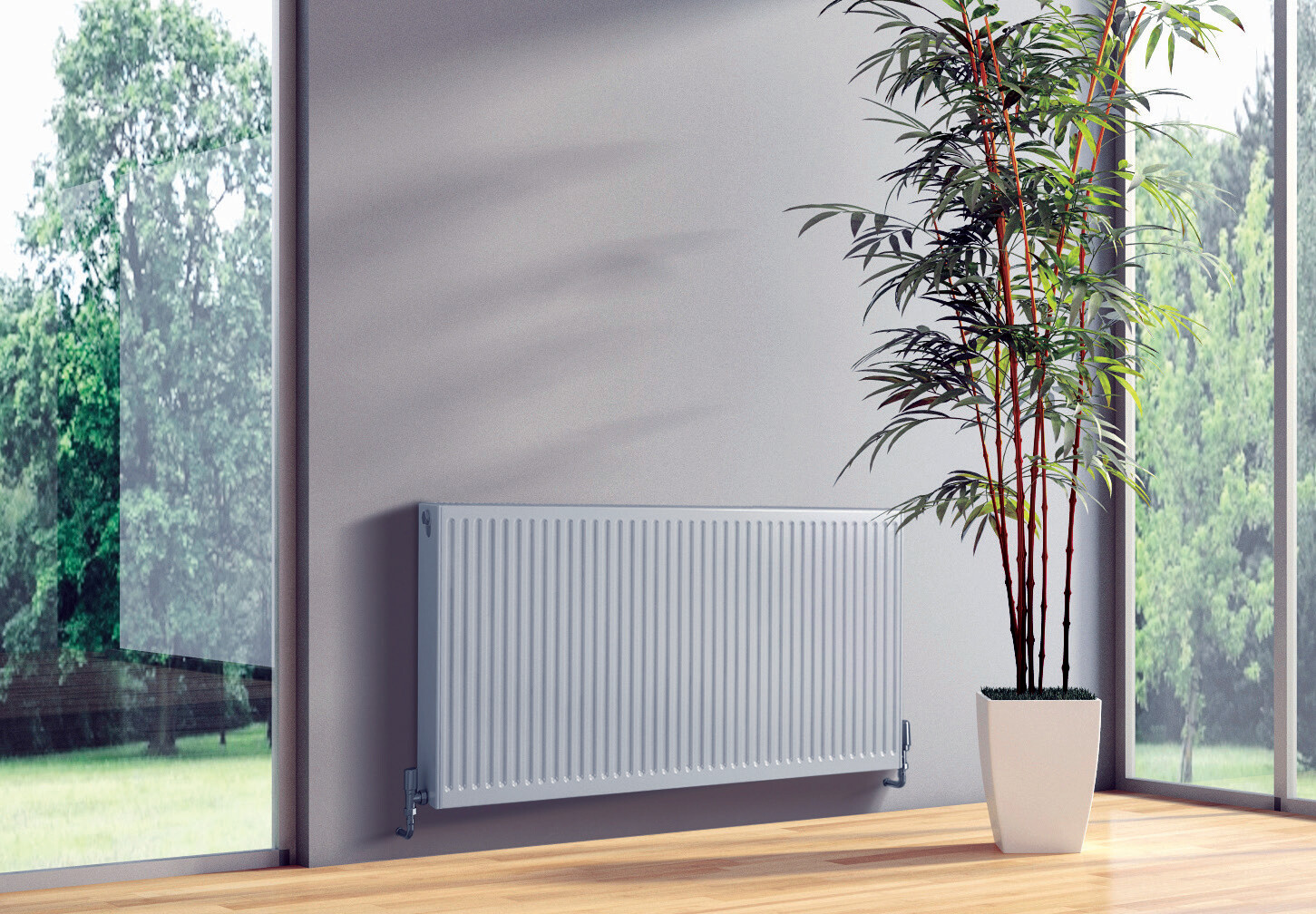 ECOSTYLE PLUS STEEL PANEL RADIATORS