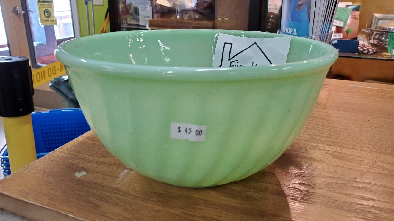Fire King Oven Ware Bowl