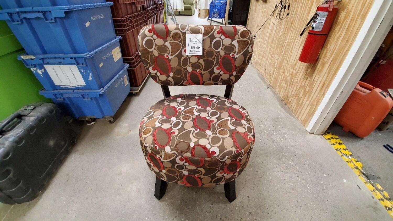 Circle Pattern Chair