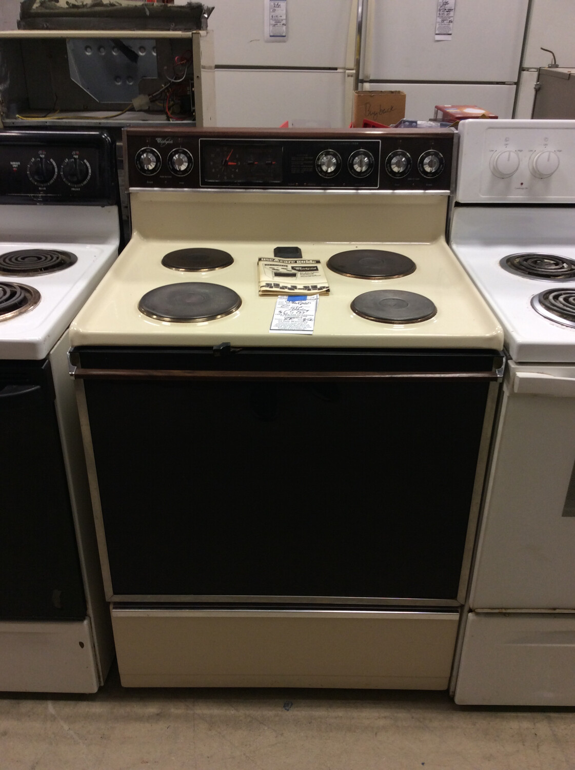 Whirlpool Oven 2