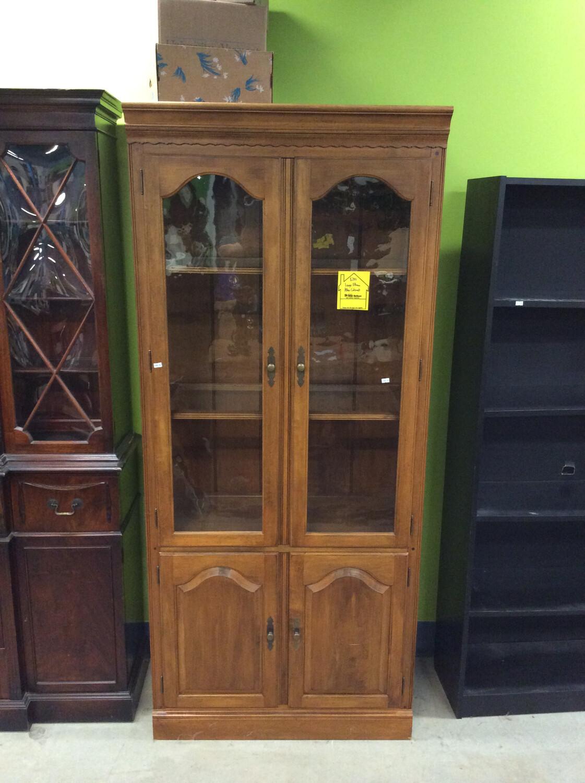 Large Ethan Allen Cabinet